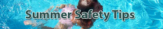 link to summer safety tips