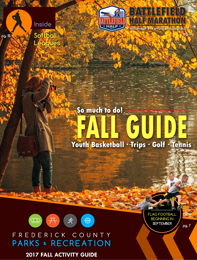 fall web cover