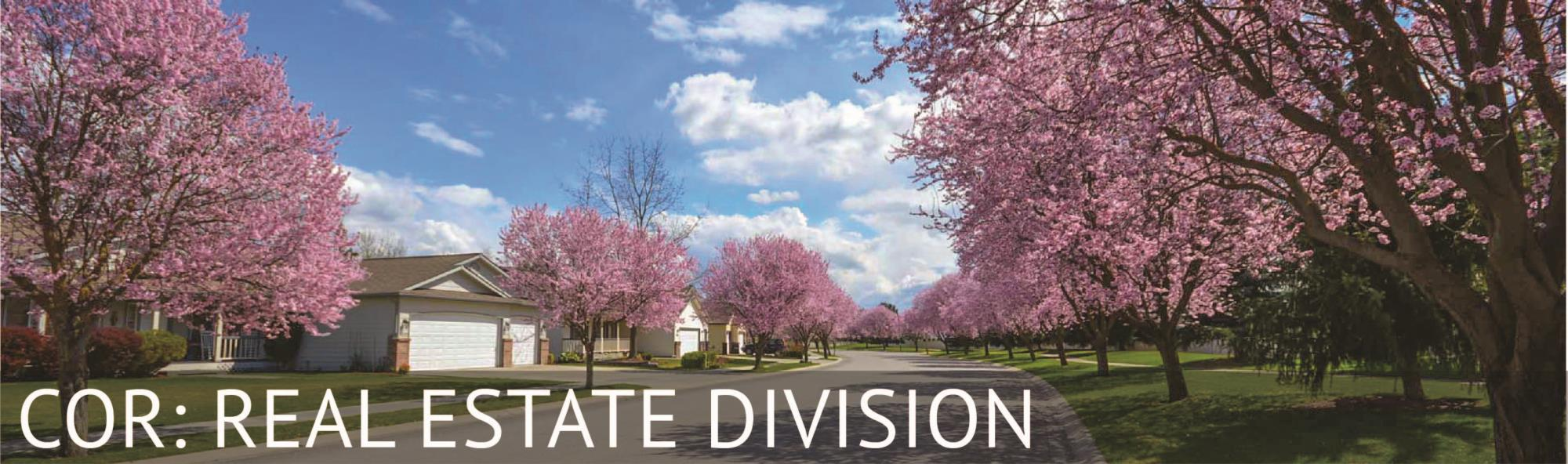 Real Estate Division Frederick County