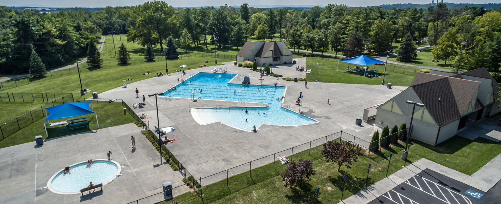 Clearbrook Park Pool